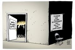 schwarwel-karikatur-klima-weltklimagipfel-usa