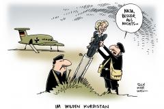 schwarwel-karikatur-von-der-leyen-kurdistan-verteidigungsministerin-bundeswehr