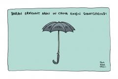 schwarwel-karikatur-schirm-regenschirm-china-hongkong