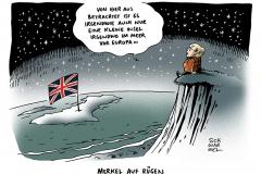schwarwel-karikatur-eu-austritt-grossbritannien-merkel-ruegen