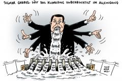 schwarwel-karikatur-klima-klimapolitik-sigmar-gabriel