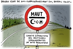 schwarwel-karikatur-maut-sachsen-bayern-pkw