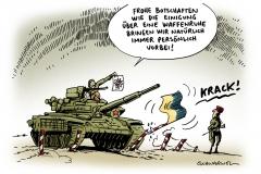 schwarwel-karikatur-waffenruhe-ukraine-gipfel