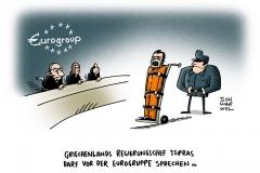 schwarwel-karikatur-tsipras-eurogruppe-griechenland-eurogroup-schuldenkrise