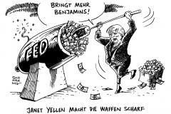 schwarwel-karikatur-fed-kanone-janet-yellen