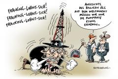 schwarwel-karikatur-fracking-oel-pumprate-foerdermenge