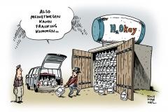 schwarwel-karikatur-fracking-kabinett