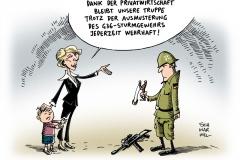 schwarwel-karikatur-sturmgewehr-bundeswehr