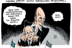 schwarwel-karikatur-gipfeltreffen-varoufakis-schaeuble