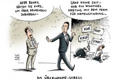 schwarwel-karikatur-uebernahme-karstadt-kaufhof-benko