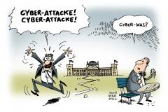 schwarwel-karikatur-cyberattacke-bundestag