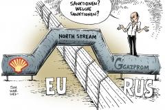 schwarwel-karikatur-gazprom-eon-russland-eu-putin