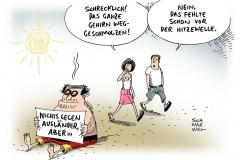 schwarwel-karikatur-auslaender-hitzewelle-pegida-auslaender