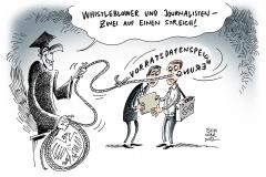 schwarwel-karikatur-vorratsdatenspeicherung-datenspeicherung-recht-gesetz-journalismus
