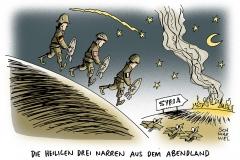 karikatur-schwarwel-syrien-syria-abendland-hilfe-terrormiliz