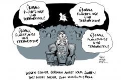 karikatur-schwarwel-angst-terror-fluechtlinge-fluechtlingspolitik