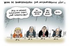 karikatur-schwarwel-neujahrsbrunch-merkel-gabriel-seehofer