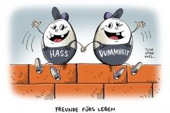 karikatur-schwarwel-hass-dummheit-freunde-facebook-hasskommentare