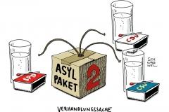 karikatur-schwarwel-asylpaket-spd-cdu-csu