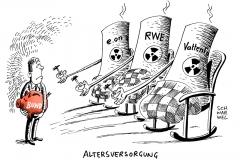 karikatur-schwarwel-atomausstieg-eon-rwe-vattenfall