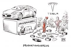 karikatur-schwarwel-tesla-elektroauto