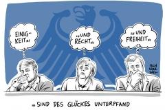 karikatur-schwarwel-koalition-merkel