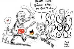 karikatur-schwarwel-boehmermann-schmähgedicht-erdogan-merkel