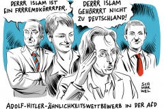 karikatur-schwarwel-afd-islam-petry-hitler