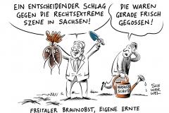 karikatur-schwarwel-freital-sachsen-rechts-nazi-rechtsterrorismus- verfassungsschutz