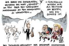 karikatur-schwarwel-genozid-merkel-erdogan-türkei-armenien-massenmord