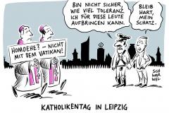 karikatur-schwarwel-katholikentag-leipzig-kirche-katholik-homoehe-homophobie