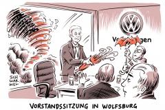 karikatur-schwarwel-vw-volkswagen-vorstandssitzung-wolfsburg