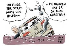karikatur-schwarwel-vw-volkswagen-abgasskandal-schadensersatz