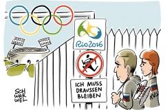 karikatur-schwarwel-olympia-sperre-russland-rio