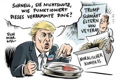 karikatur-schwarwel-donald-trump-beleidigung-us-soldat-muslim