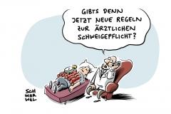 karikatur-schwarwel-terror-terrorgefahrt-schweigepflicht-aerzte-psychotherapeut