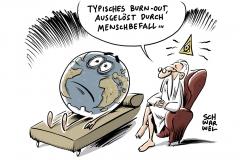 karikatur-schwarwel-burnout-wwf-erde-planet-universum-natur-umwelt