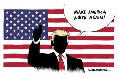 karikatur-schwarwel-trump-praesident-president