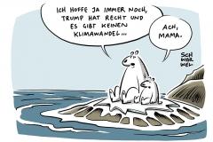 karikatur-schwarwel-klima-eisbaer-meeresspiegel-eis-groenland