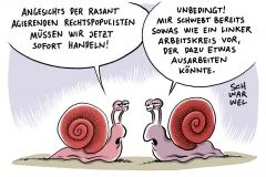 karikatur-schwarwel-rechtspopulismus-links-arbeitskreis-schneckentempo
