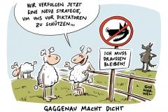 karikatur-schwarwel-gaggenau-tuerkei-minister-bozdag-uetd-deutschland-baden-wuerttemberg