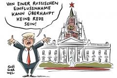 karikatur-schwarwel-trump-us-usa-amerika-russland-putin-fbi-politik