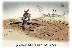 karikatur-schwarwel-le-pen-macron-frankreich-wahl