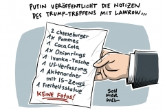 karikatur-schwarwel-trump-lawrow-putin-us-usa-amerika-praesident-russland