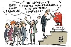 karikatur-schwarwel-wahlporgramm-spd-wahl-partei