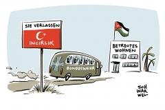 karikatur-schwarwel-incirlik-tuerkei-abzug-bundeswehr-sigmar-gabriel-besuchsrecht-jordanien