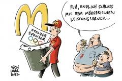 karikatur-schwarwel-mcdonalds-top-sponsor-olympische-spiele-sport