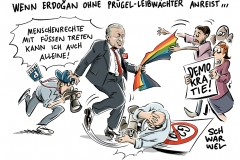 karikatur-schwarwel-erdogan-tuerkei-diktatur-g20-gipfel-hamburh
