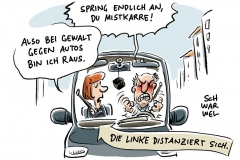 karikatur-schwarwel-g20-gipfel-hamburg-gewalt-brennende-autos-die-linke-zerstoerungswut