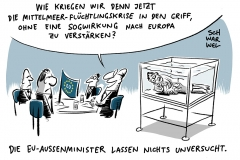 karikatur-schwarwel-fluechtlinge-gefluechtete-mittelmeer-sog-sophia-sogwirkung-fluechtlingskrise